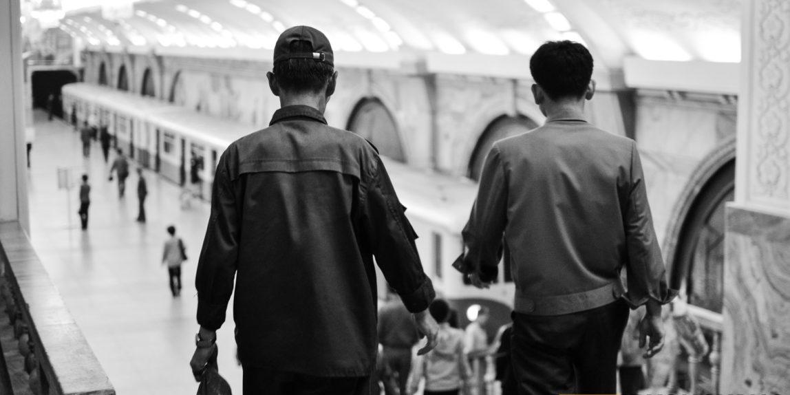 Pyongyang-Metro-Boys