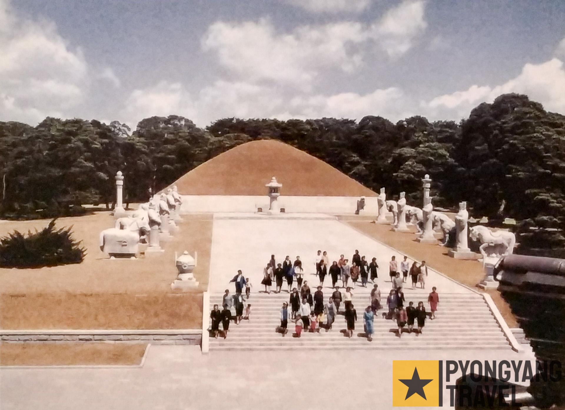 Mausoleum of King Tongmyong