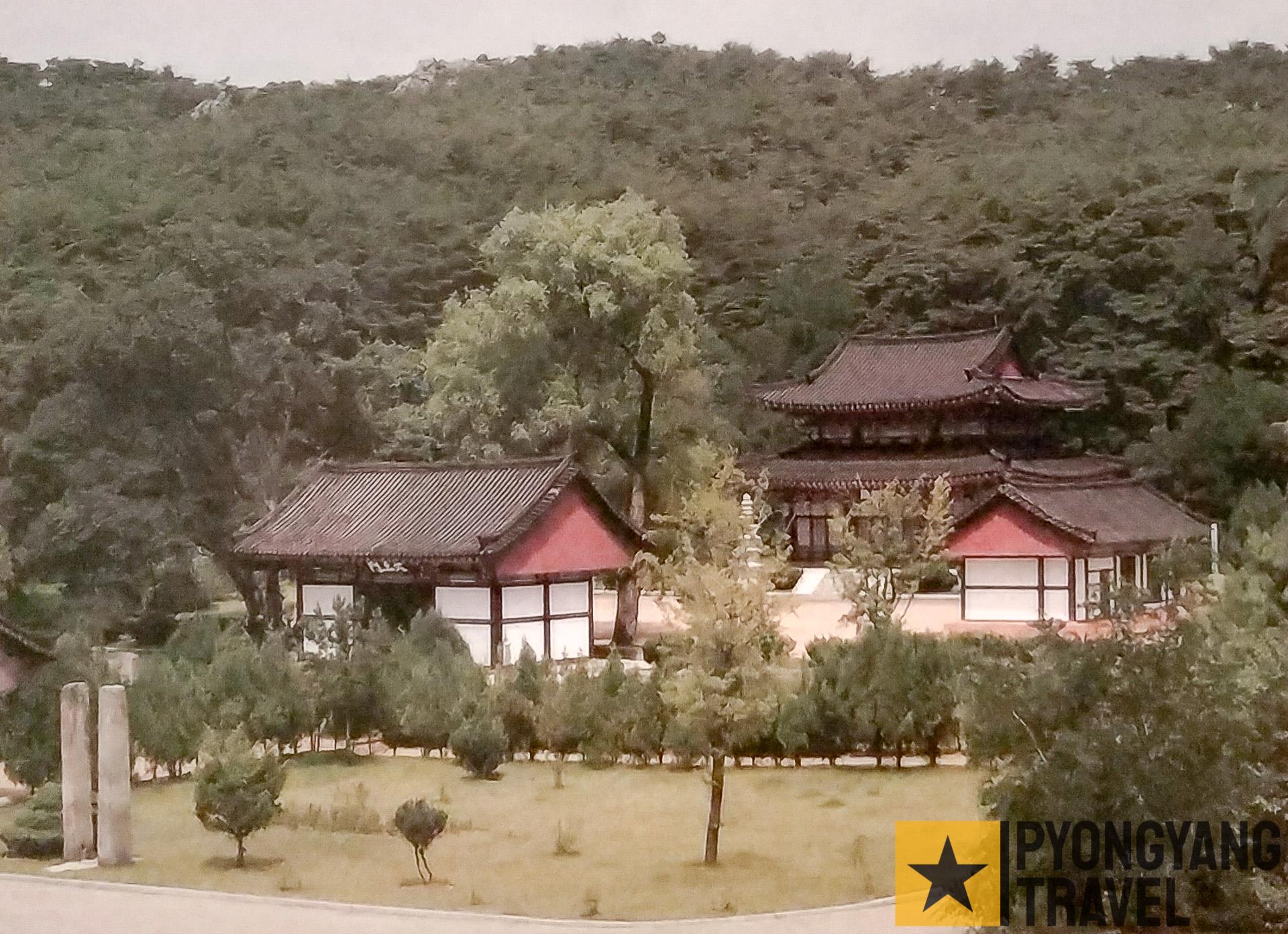 Kwangbop Temple