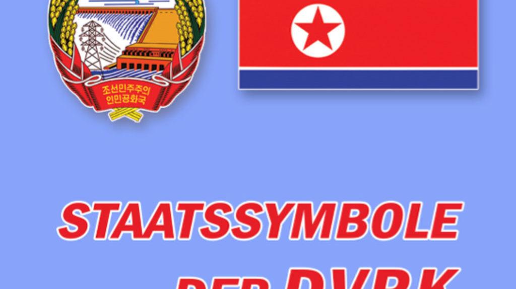 Staatssymbole der DVRK
